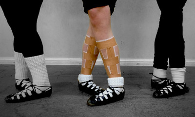 irish dance_ready to feis_shin splints_irish dancers_shin pain_MTSS