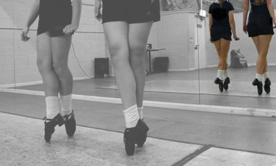 irish dance_ready to feis_How to effectively use the mirror in dance class