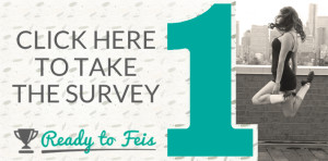 RTF first birthday click here to take the survey