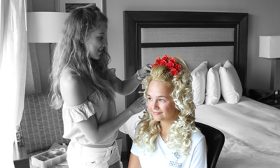 How to match your hair color to your wig for Irish dance_ready-to-feis